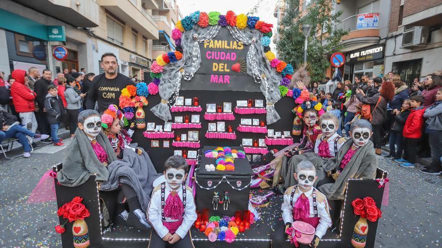 Carnaval de Torrevieja 2020: Las mejores imágenes del Gran Desfile Concurso