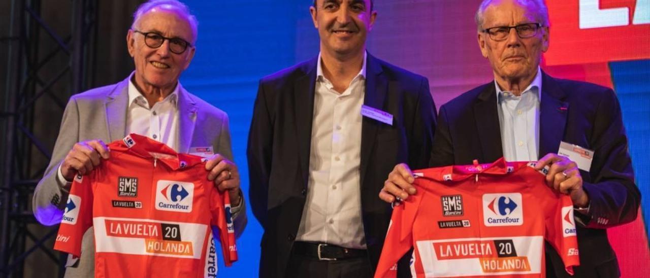 La Vuelta saldrá en 2022 desde Utrecht tras no poder hacerlo en 2020