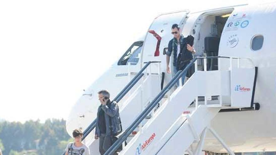 Air Europa reduce su oferta y eliminará las conexiones del martes y el domingo con Madrid