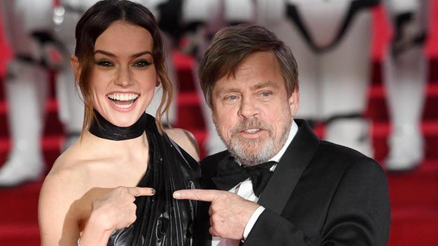 """""""Los últimos Jedi"""": primeras impresiones"""