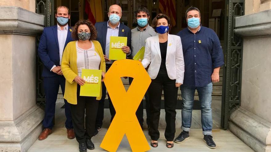 """Més avisa a Armengol que """"no hará concesiones"""" en las cuentas para el apoyo de Ciudadanos"""