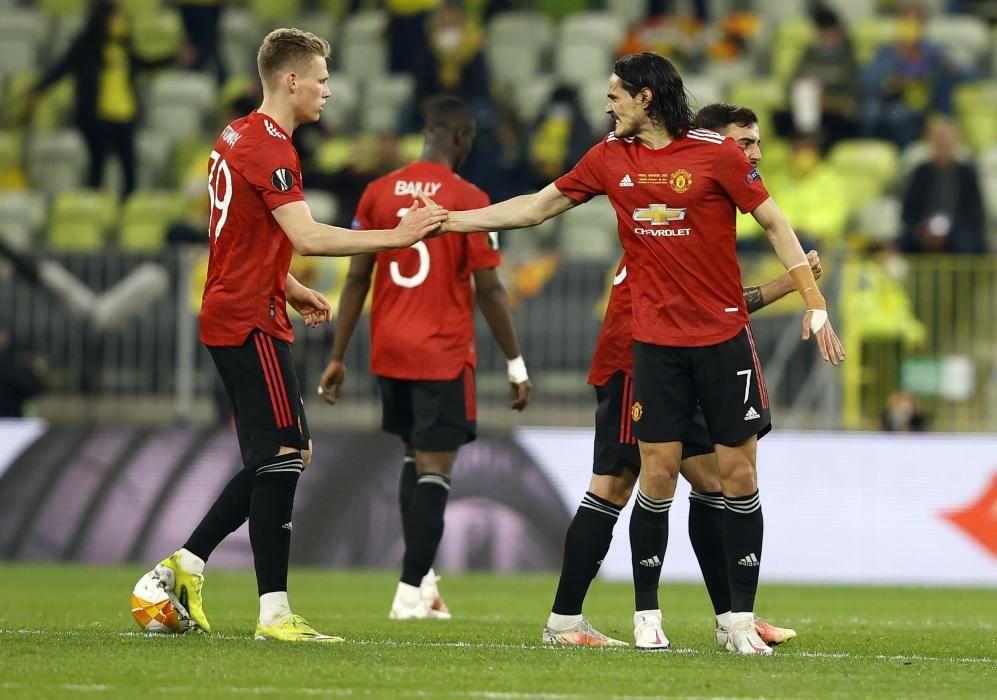 Villarreal - Manchester United, en imágenes
