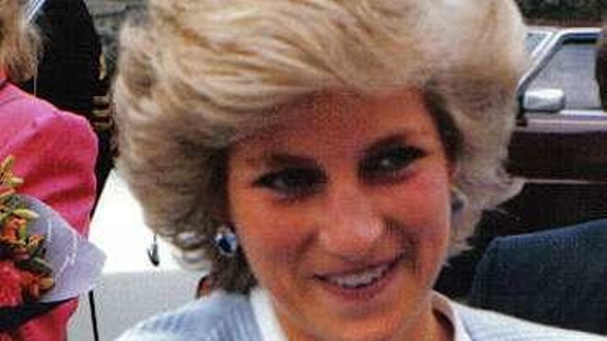 Las pertenencias de Lady Di se expondrán en el palacio de Buckingham
