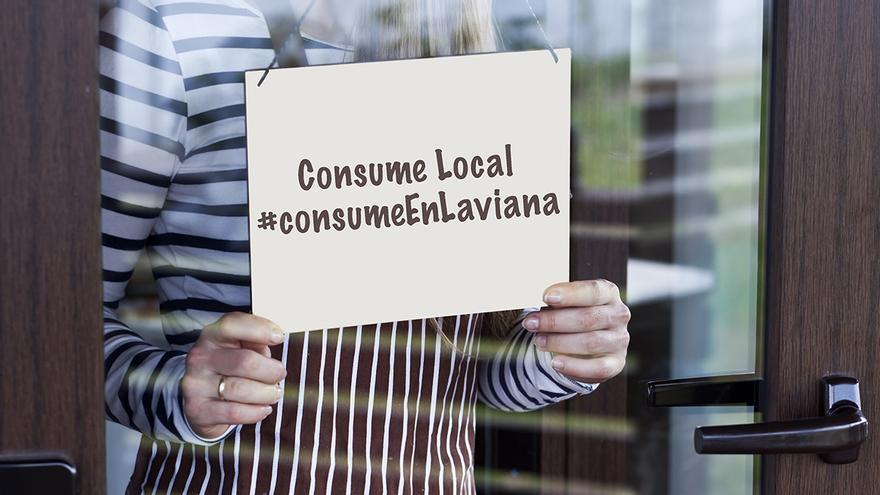 Consumir en Laviana tiene premio