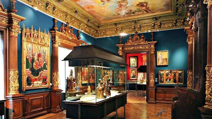 Visitando museos (II): Otros museos españoles