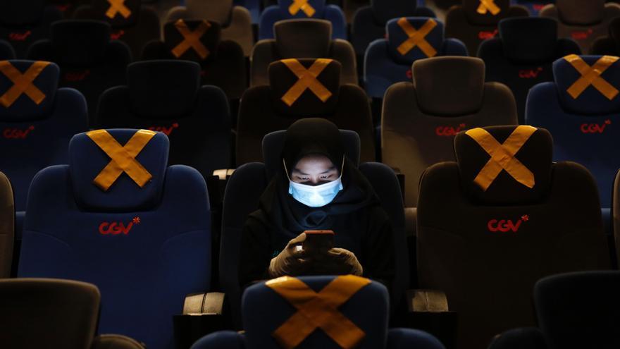 Los cines españoles reducen su precio a 3,50 durante cuatro días