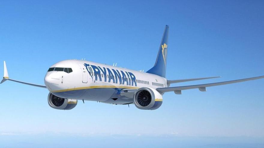 Ryanair abrirá cuatro nuevas rutas en España en diciembre