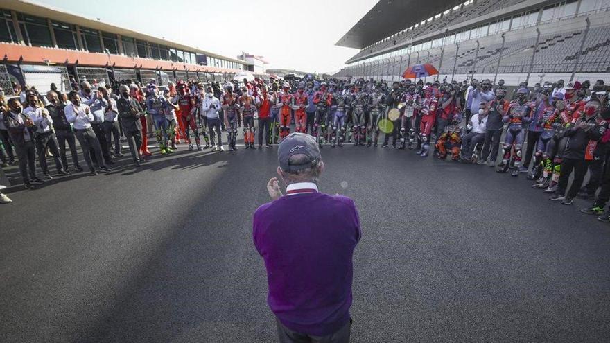 MotoGP derrota al coronaviruscon 25.000 PCR