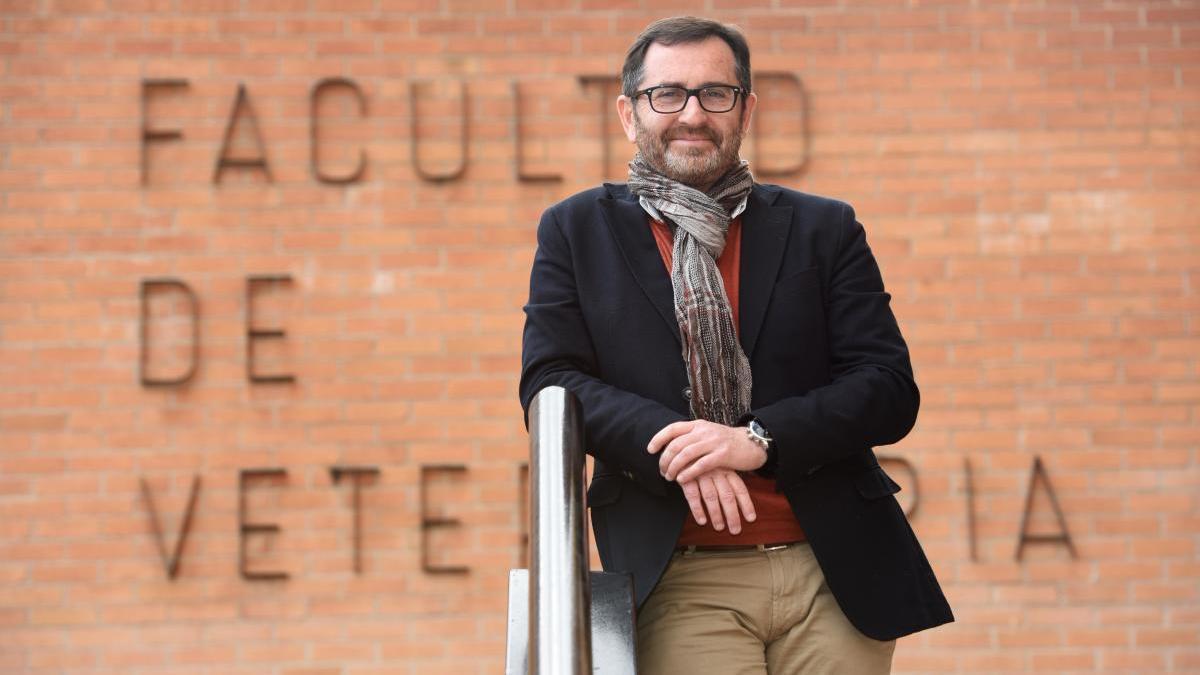 Gaspar Ros, reelegido como decano de la Facultad de Veterinaria de la UMU