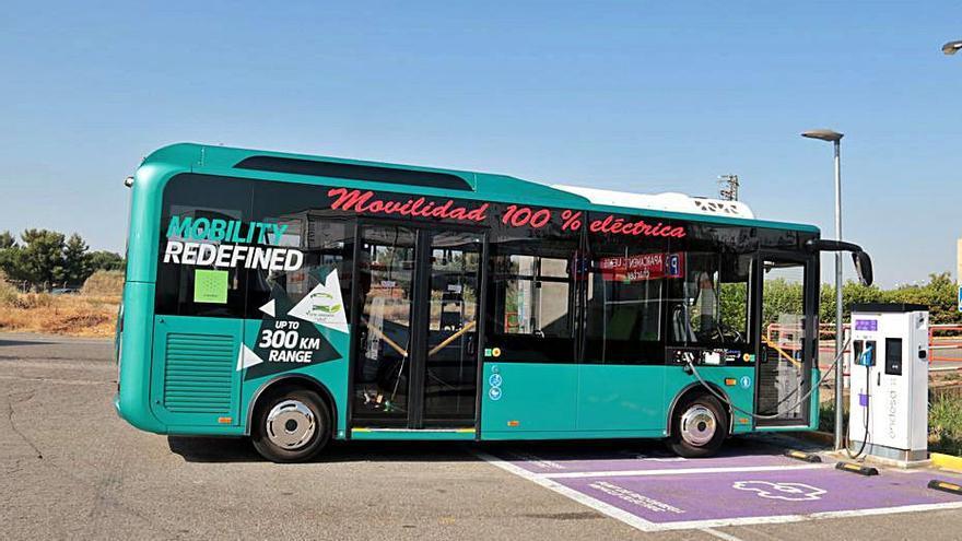 Primer bus elèctric Catalunya-Madrid