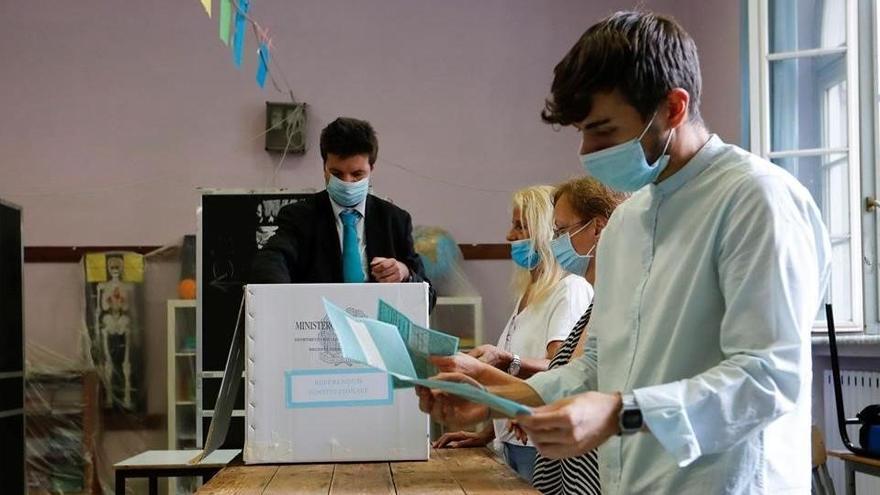 Italia aprueba la reducción de diputados y senadores