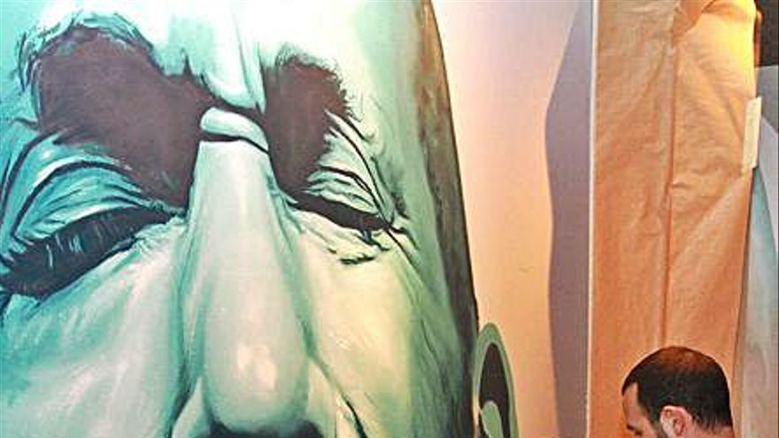 Grafitis artísticos contra el feísmo urbano