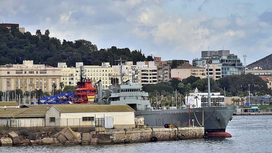 El Puerto y Defensa acuerdan la reforma del muelle del Carbón