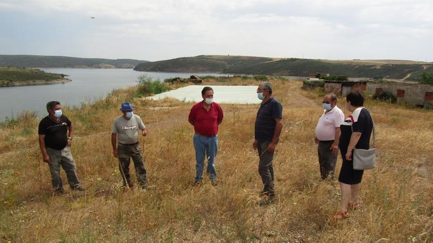El PSOE de Muelas del Pan denuncia la tala indiscriminada de pinos en Villaflor