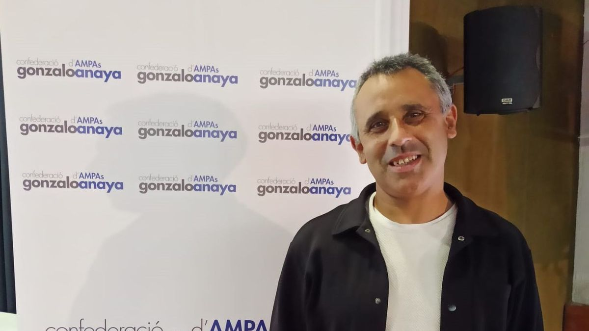 El presidente de FAMPA Penyagolosa Castellón defiende mantener las ratios covid el próximo curso