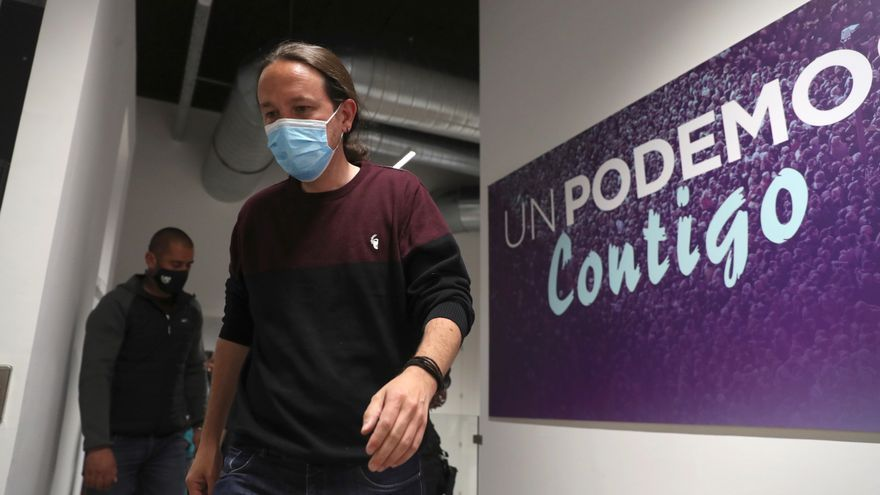 Pablo Iglesias no irá a la Asamblea de Podemos donde se elegirá a su sucesor