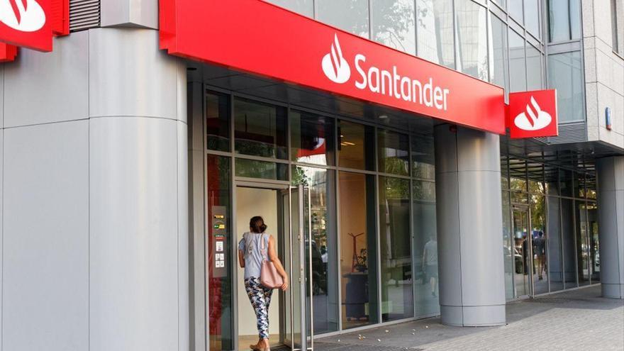 El Santander pierde 8.771 millones por los deterioros aflorados por la pandemia