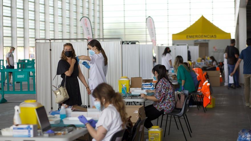 Zamora recibe esta semana mil vacunas más que la pasada