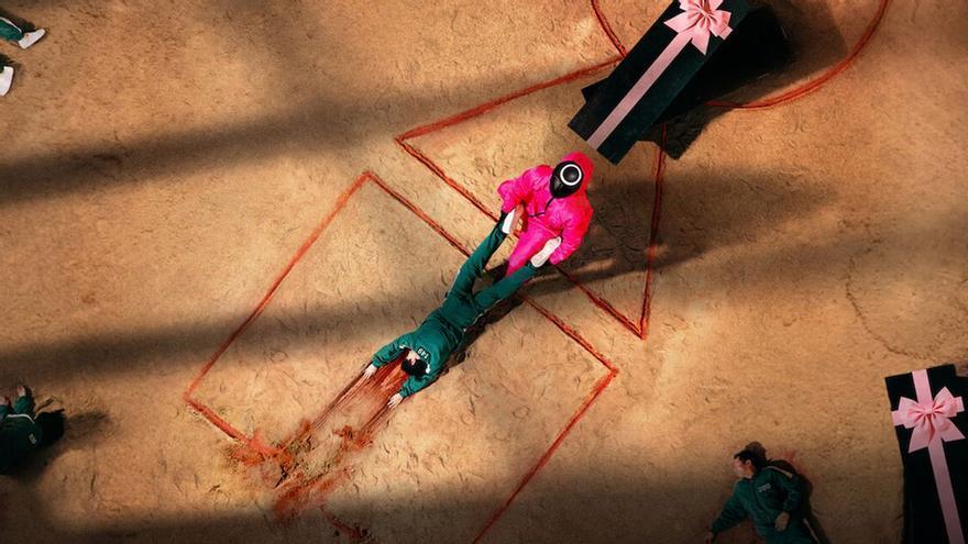 Por qué no deben ver tus hijos 'El juego del calamar'