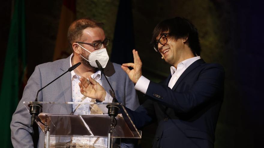 El cacereño Juan Calles gana el premio provincial de poesía