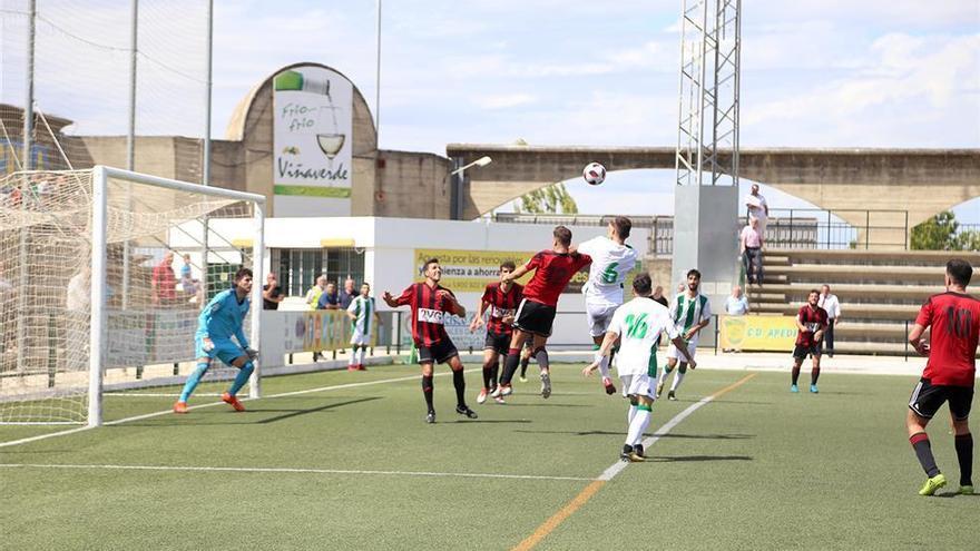 La muralla del Gerena frena al Córdoba B