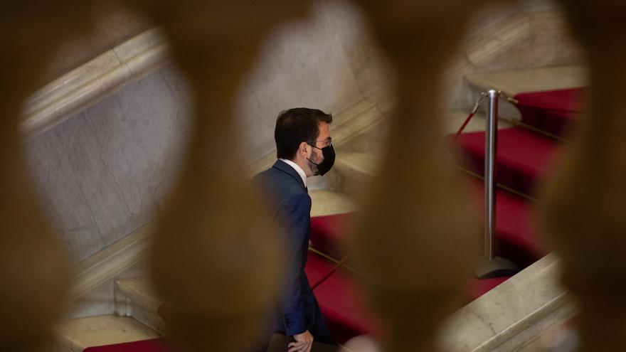 Junts trasllada a ERC que no facilitarà la investidura d'Aragonès per un Govern en solitari
