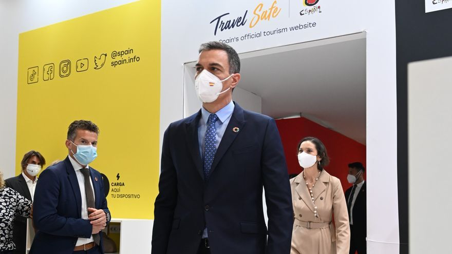 """Espanya permet dilluns l'entrada de britànics """"sense requisits ni controls sanitaris"""""""
