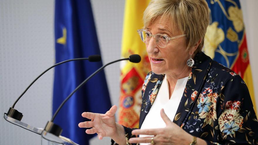 La Comunidad Valenciana tiene la incidencia de contagios por covid más baja de España