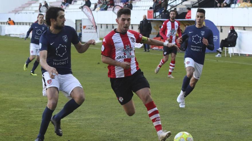 El Zamora CF  juega el viernes con la Cultural Leonesa