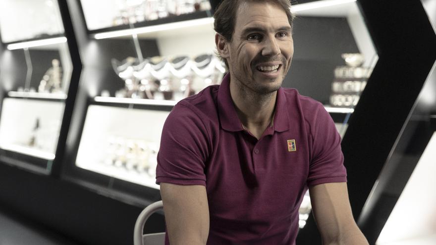 Rafa Nadal lleva más de 15 años rodeado del mismo equipo. ¿Quiénes lo forman?