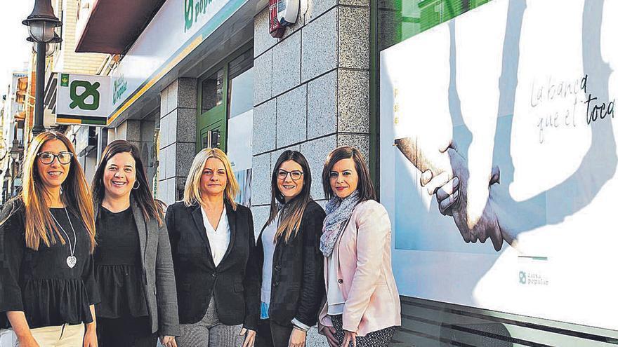 Caixa Popular destina 10.000 euros a projectes per la igualtat de gènere