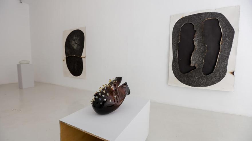 Ali Kaaf, el arte de vuelta a los orígenes del artista