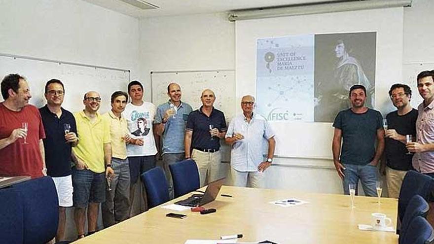 El IFISC, un centro de la UIB, colabora en la investigación para hacer frente al Covid-19