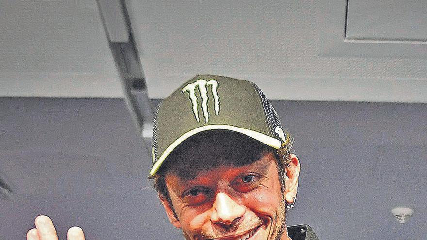 Cheste será la última carrera de Rossi