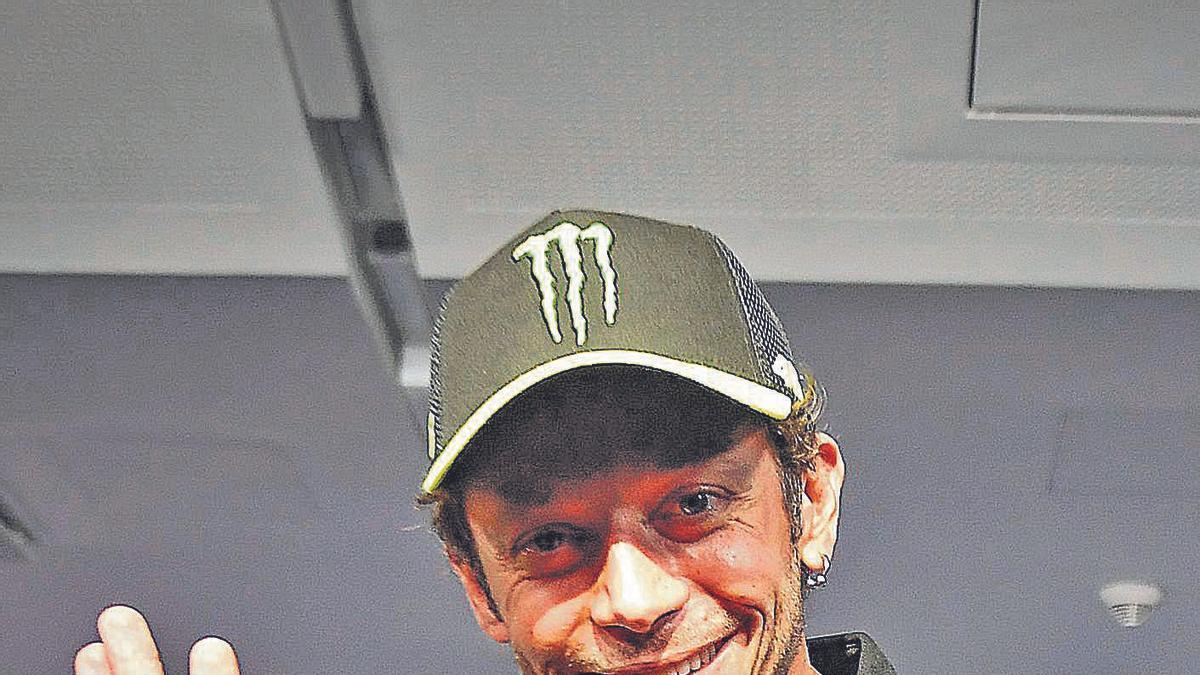 Valentino Rossi dejará huérfano el Mundial, pero dirigirá su propio equipo en MotoGP. | MOTOGP.COM