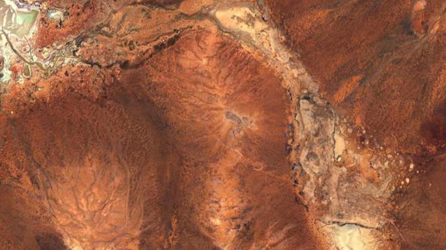 Un meteorito que cayó hace 2.229 millones de años acabó con una glaciación enorme