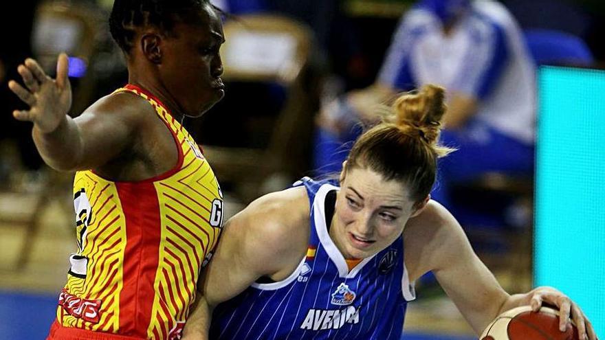 Avenida gana el primer duelo contra Girona