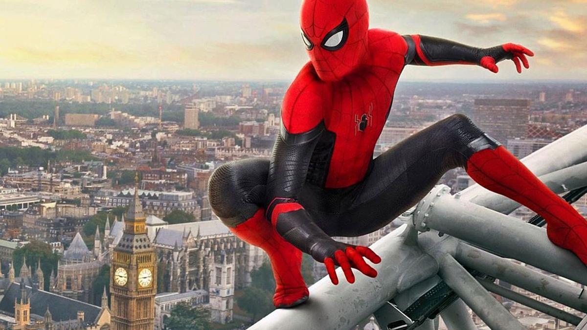 Spiderman es todo un  clásico. sony