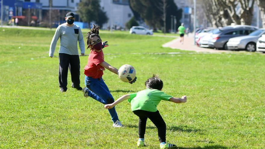 Desescalada en Pontevedra | Vuelve en deporte en grupo
