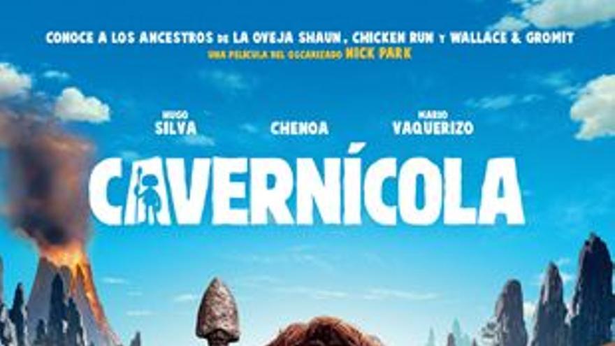 Cine de verano: Cavernícola