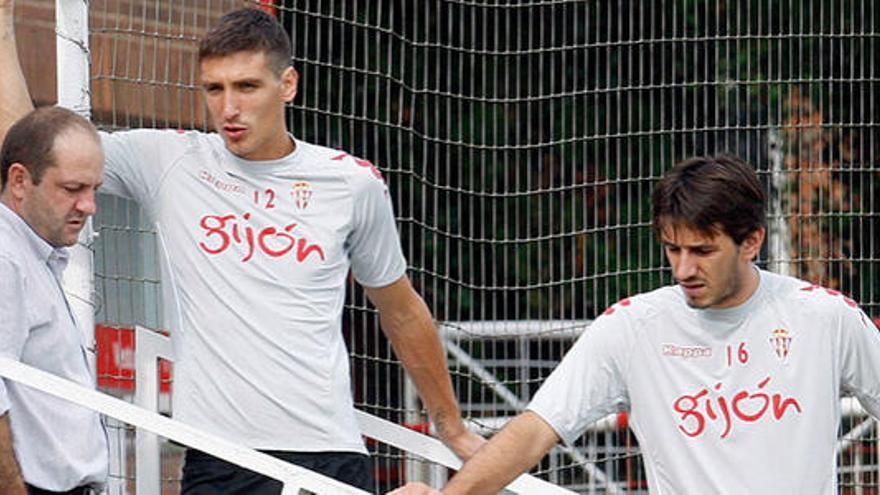 Lekic, principal alternativa a Scepovic para el partido ante el Jaén