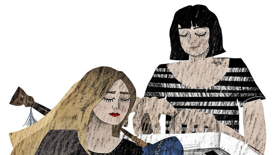 Músicas, galegas e ilustradas