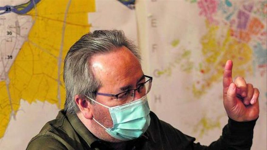 La entrevista del alcalde de Zamora, Francisco Guarido, en diez titulares