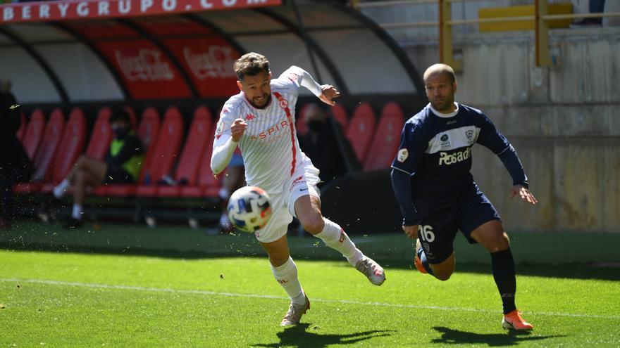 Así quedan los equipos asturianos en la segunda fase de la Segunda B de fútbol: Deportivo, Ferrol y Compostela, los rivales de Marino y Langreo