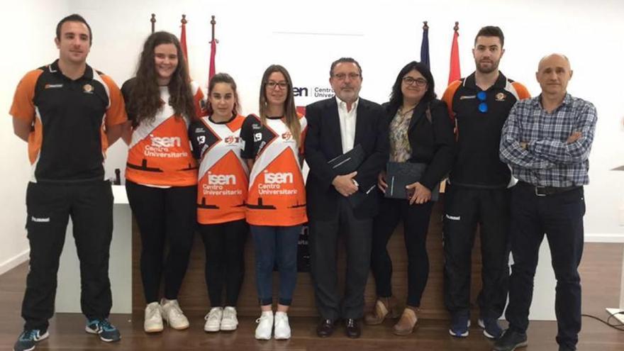 Isen, nuevo patrocinador del CAB Cartagena