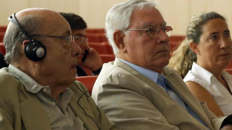 L'Audiència ordena a Millet, Montull i Osàcar entrar a presó abans del 25 de juny