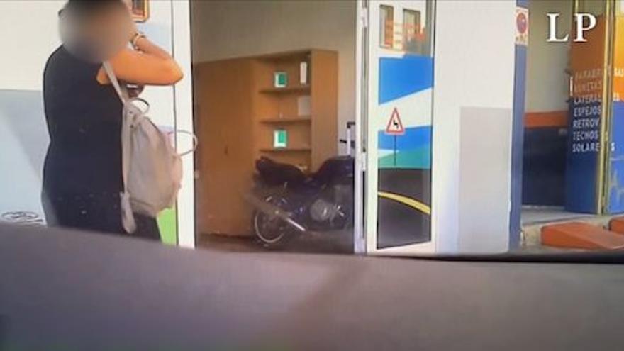 La Guardia Civil investiga a 21 autoescuelas de Las Palmas por fraude con el carné de moto