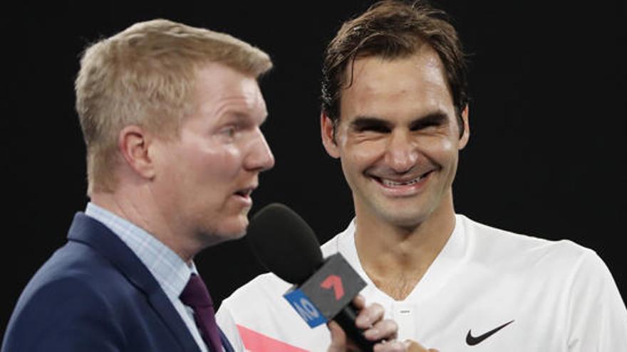 Federer disputará la final de Australia ante Cilic