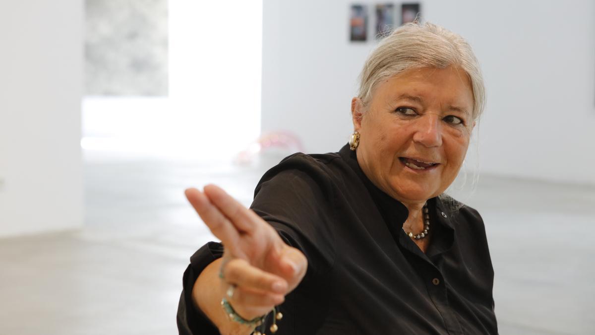 Patricia Asbaek.