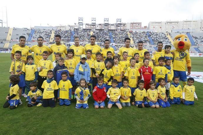 SEGUNDA DIVISI�N A - TEMPORADA 2014/15 - UD LAS ...